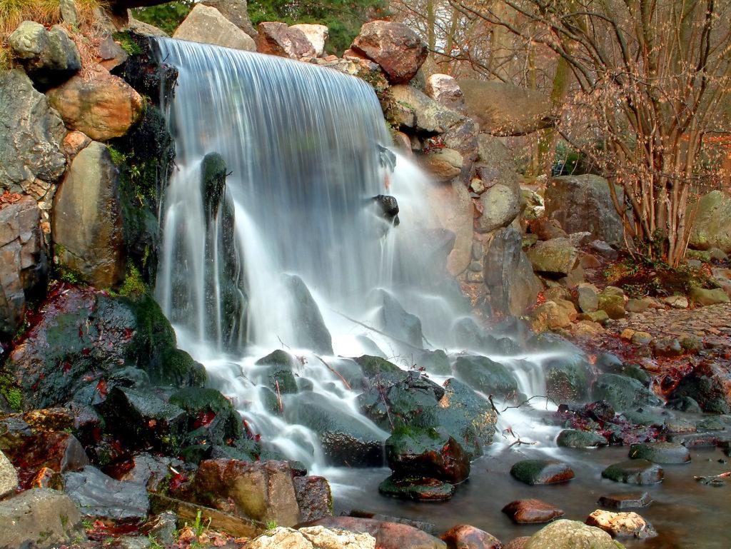 Waterfall in Nijmegen